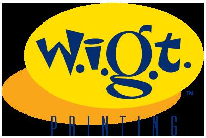 W.i.g.t. Printing Logo