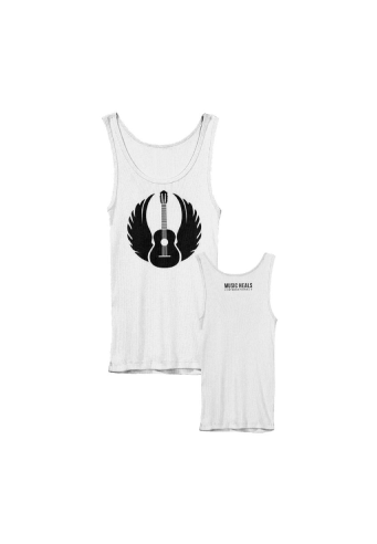 Winged Guitar Men's Tank Top